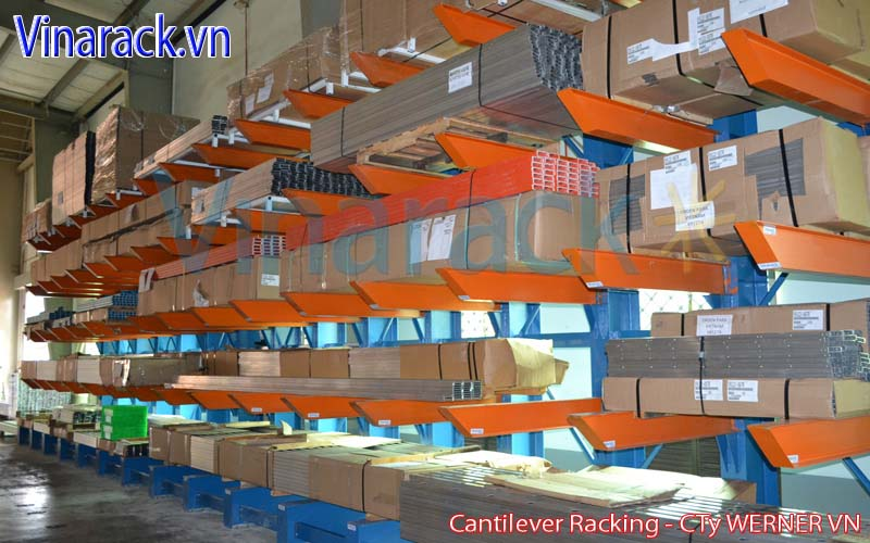 Kệ Cantilever Racking