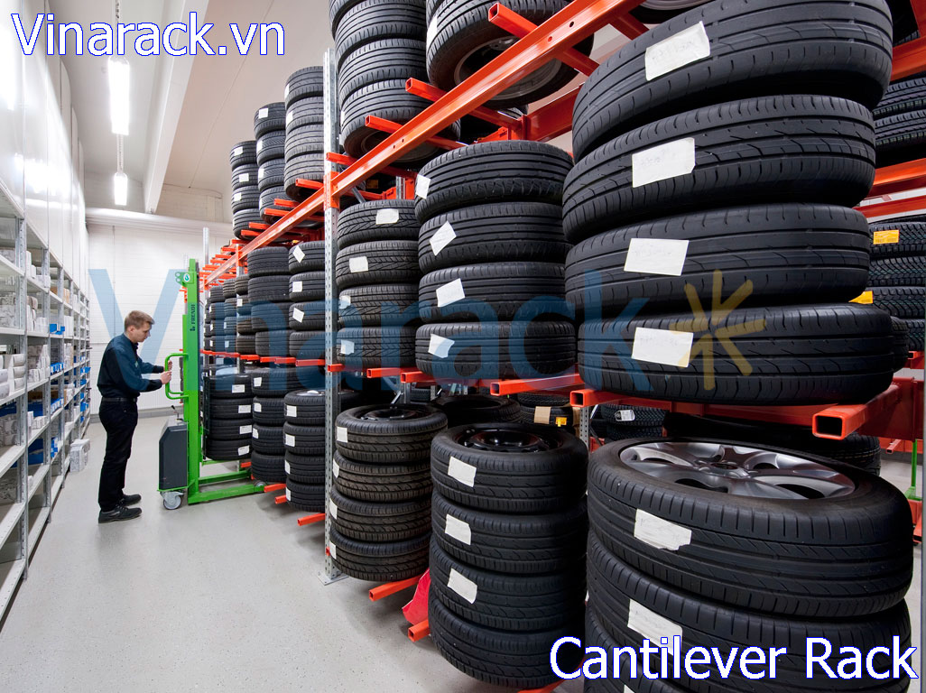 Tires Cantilever Rack