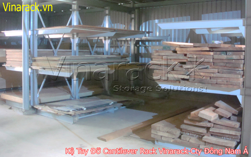 Kệ cantilever trung tải