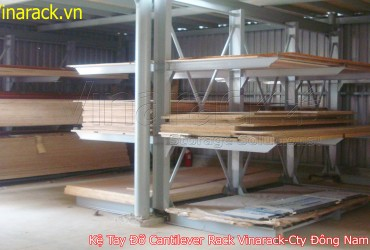 Cantilever Rack Storage Warehouse