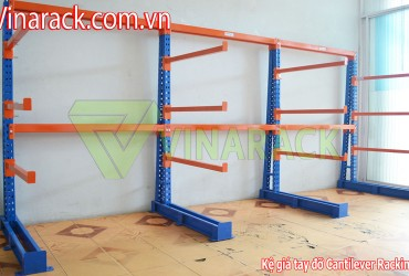 Cantilever Racking Light Duty Powder Coated