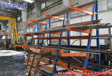 Heavy Duty Cantilever Rack Japanese Industrial Standard
